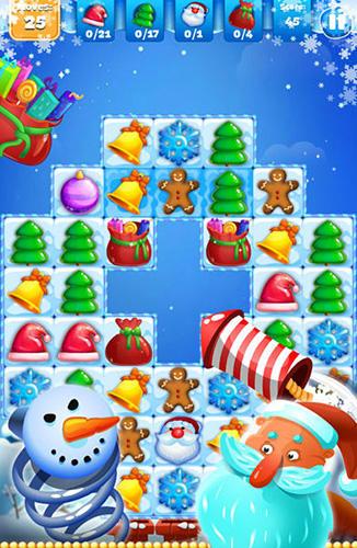 christmas sweeper 3 screenshot 1
