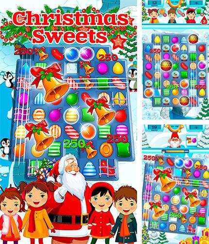 Christmas sweets: Match 3