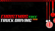 Christmas tree transporter truck APK