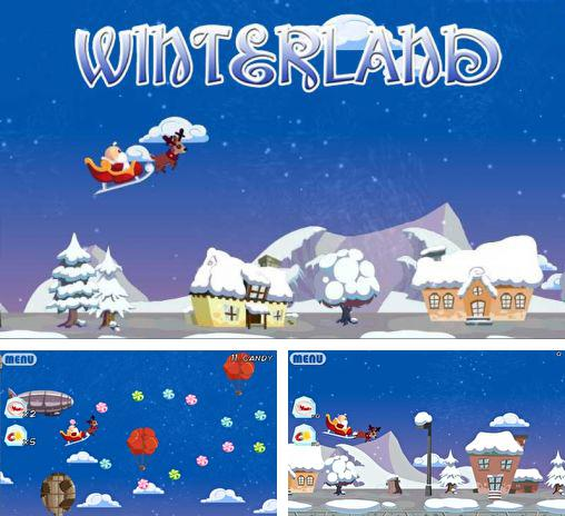 In addition to the game Amazing Cowboy for Android phones and tablets, you can also download Christmas winterland for free.