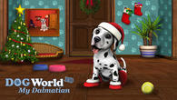 Christmas with dog world APK