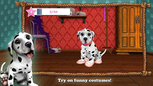 Christmas with dog world screenshot 2