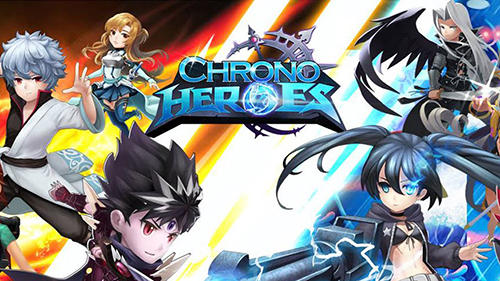 Chrono heroes poster