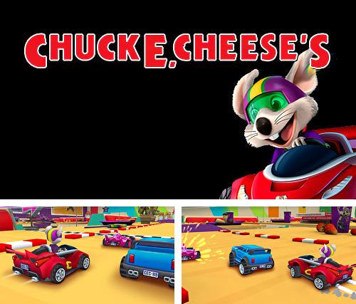 Chuck E. Cheese's racing world