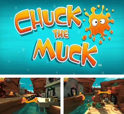 In addition to the game Serpent of Isis 2 for Android phones and tablets, you can also download Chuck the Muck for free.