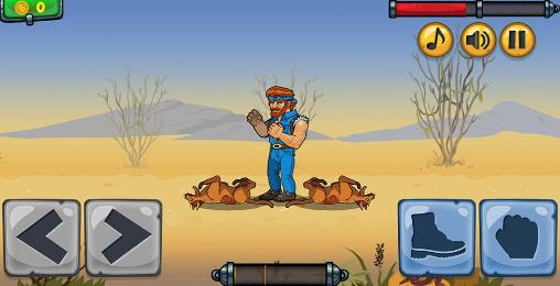 Chuck vs zombies screenshot 2