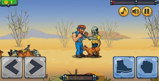 Chuck vs zombies screenshot 3