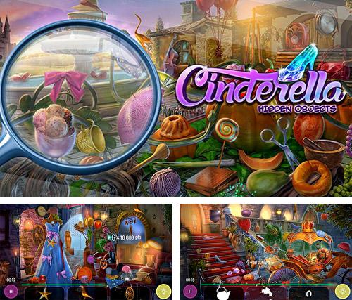 Cinderella and the glass slipper: Fairy tale game
