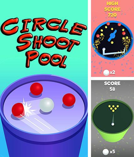 Circle shoot pool