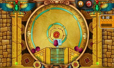 Screenshots of the Circulus for Android tablet, phone.