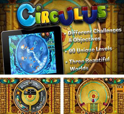 In addition to the game Yozhik for Android phones and tablets, you can also download Circulus for free.