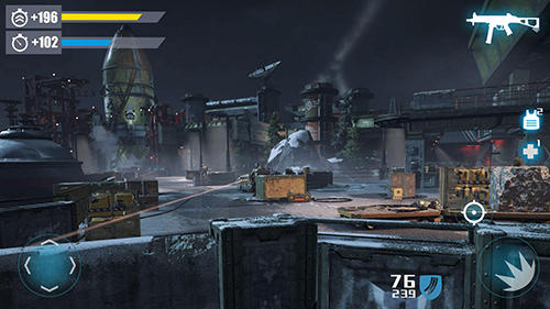 City assassin: Zombie shooting master screenshot 1