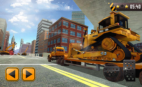City builder 2016: Bridge builder screenshot 3