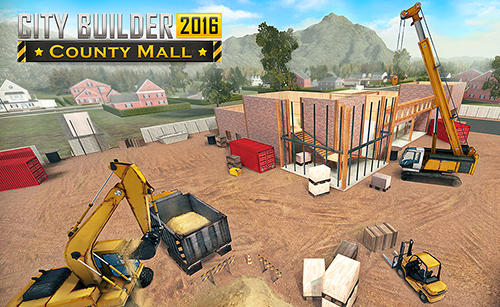 City builder 2016: County mall