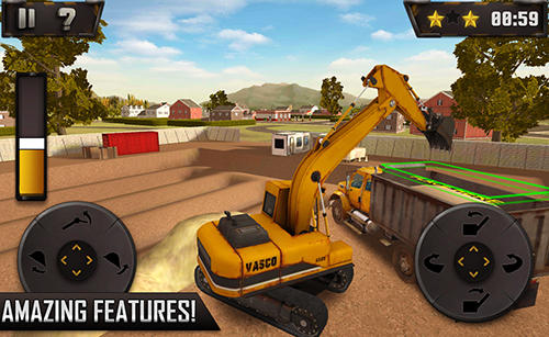 Jogue Extreme trucks simulator para Android. Jogo Extreme trucks simulator para download gratuito.