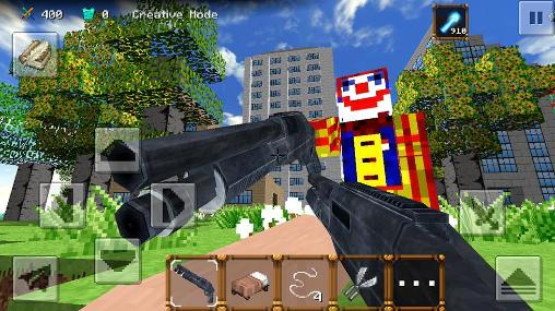 City craft 3: TNT edition für Android spielen. Spiel City Craft 3: TNT Edition kostenloser Download.