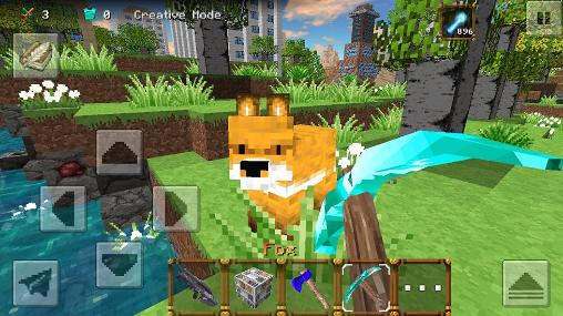 Screenshots von City craft 3: TNT edition für Android-Tablet, Smartphone.