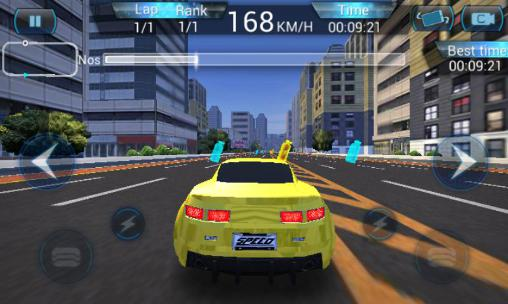 Kostenloses Android-Game City Drift Speed: Driftrennen. Vollversion der Android-apk-App Hirschjäger: Die City drift: Speed. Car drift racing für Tablets und Telefone.