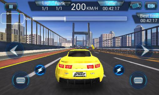 Screenshots von City drift: Speed. Car drift racing für Android-Tablet, Smartphone.