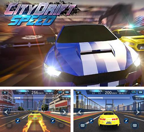 City drift: Speed. Car drift racing