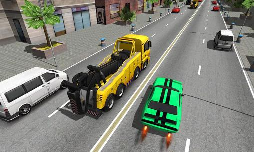 City extreme traffic racer screenshot 2