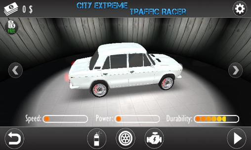 City extreme traffic racer screenshot 3