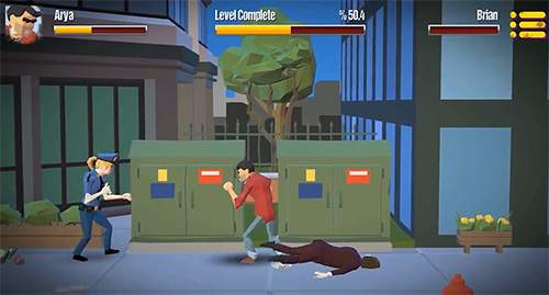 City fighter vs street gang for Android - Download APK free