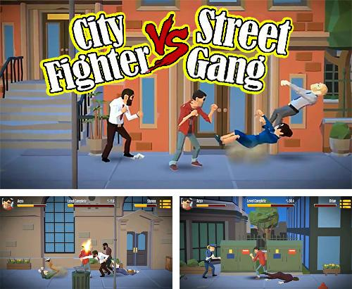 City fighter vs street gang