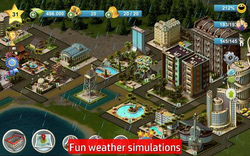 City island 4: Sim town tycoon screenshot 3