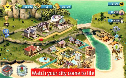 City island 4: Sim town tycoon screenshot 5