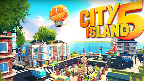 City island 5: Offline tycoon building sim game