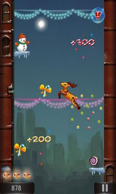 Screenshots von City Jump für Android-Tablet, Smartphone.