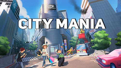 City mania poster