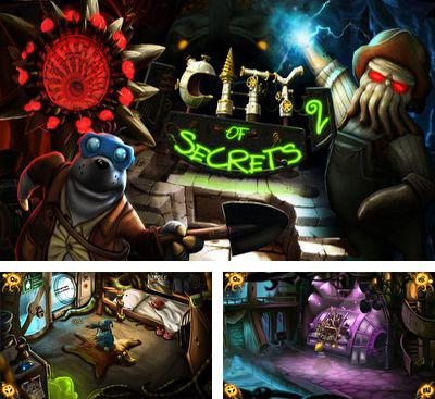 In addition to the game The Trail West for Android phones and tablets, you can also download City of Secrets 2 Episode 1 for free.