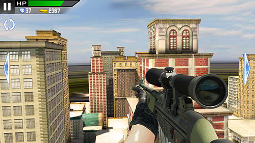 Скачати гру City sniper fire: Modern shooting на Андроїд телефон і планшет.