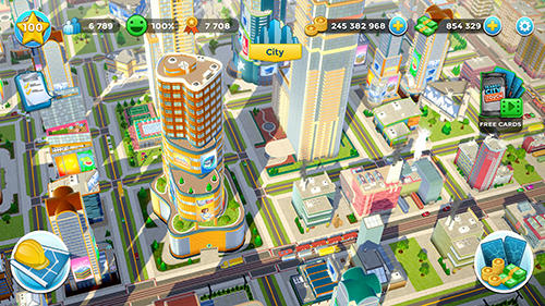 Kostenloses Android-Game Citytopia: Baue deine Traumstadt. Vollversion der Android-apk-App Hirschjäger: Die Citytopia: Build your dream city für Tablets und Telefone.