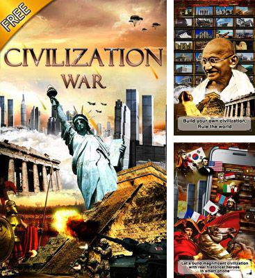 In addition to the game Monsterthon for Android phones and tablets, you can also download Civilization War for free.