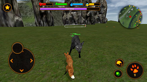 Screenshots do Clan of fox - Perigoso para tablet e celular Android.