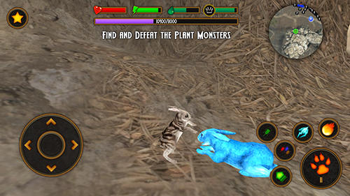 Screenshots von Clan of rabbits für Android-Tablet, Smartphone.