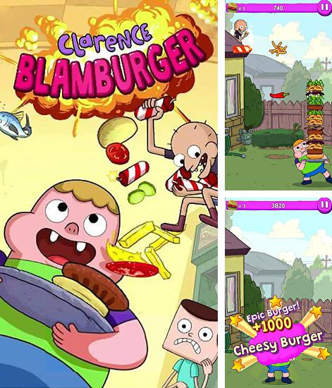 In addition to the game Adventure time: Puzzle quest for Android phones and tablets, you can also download Clarence blamburger for free.