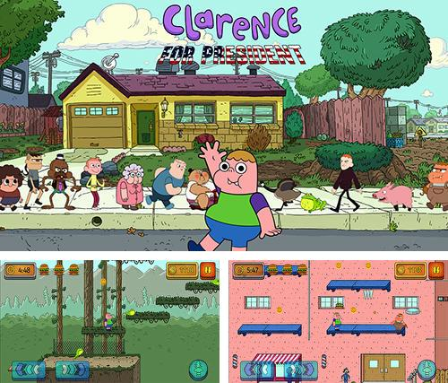 Clarence for president