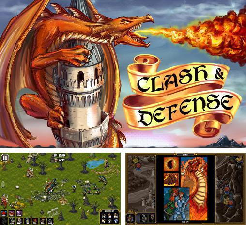 In addition to the game Majesty: The Northern Expansion for Android phones and tablets, you can also download Clash and defense for free.