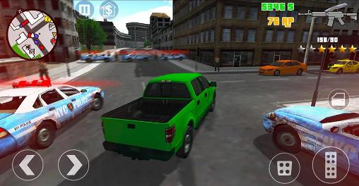 Jogue Clash of crime: Mad San Andreas para Android. Jogo Clash of crime: Mad San Andreas para download gratuito.