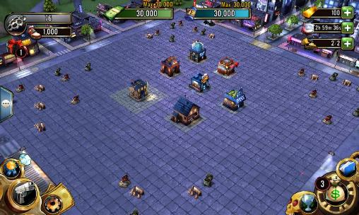 Get full version of Android apk app Clash of gangs for tablet and phone.