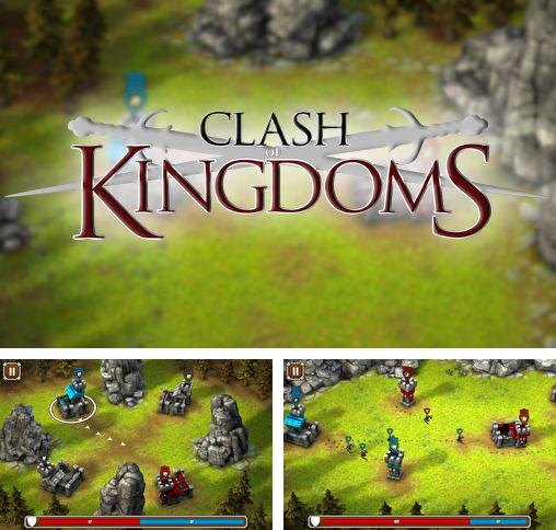 In addition to the game 1096 AD Knight Crusades for Android phones and tablets, you can also download Clash of kingdoms for free.