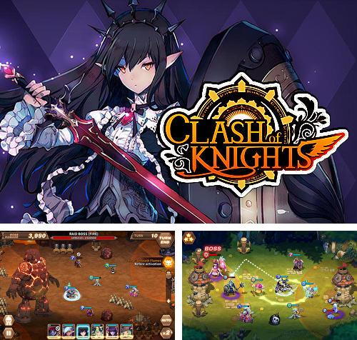 Clash of knights
