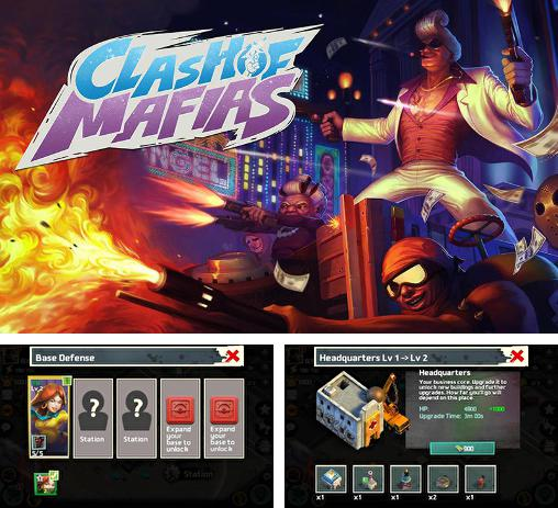 In addition to the game Clash of gangs for Android phones and tablets, you can also download Clash of mafias for free.