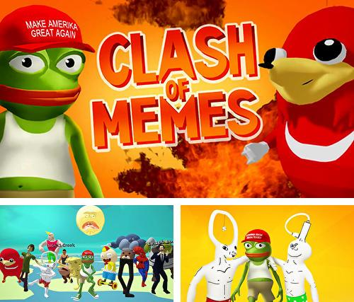 Clash of memes: A brawl royale