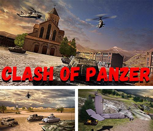 Clash of panzer