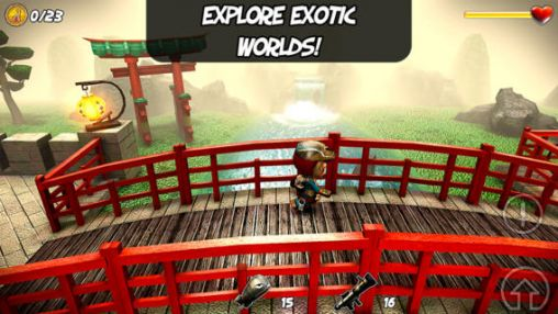 Download Clash of puppets Android free game.